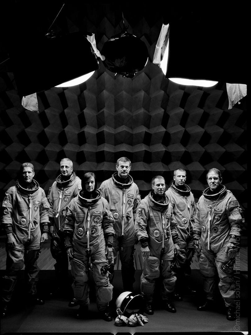 La tripulación.