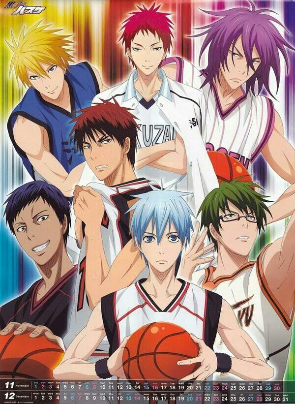 Pin by HidanSA on Kuroko no Basket Kuroko no basket