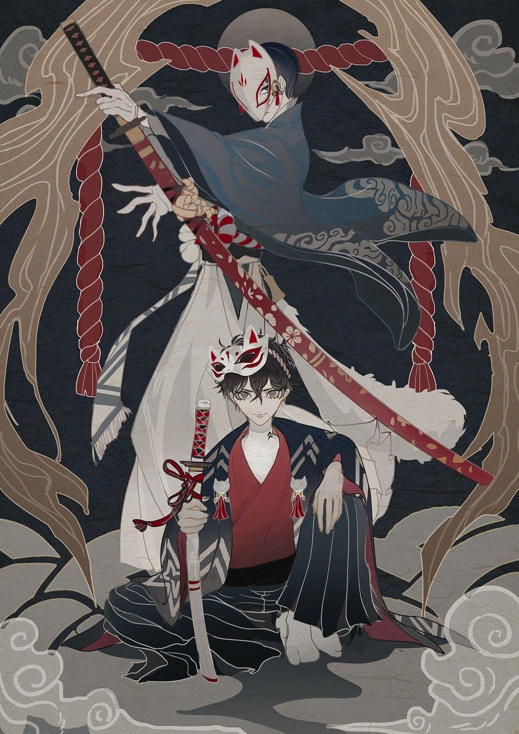 Yusuke Kitagawa And Ren Amamiya Persona 5 Anime Persona 5 Persona