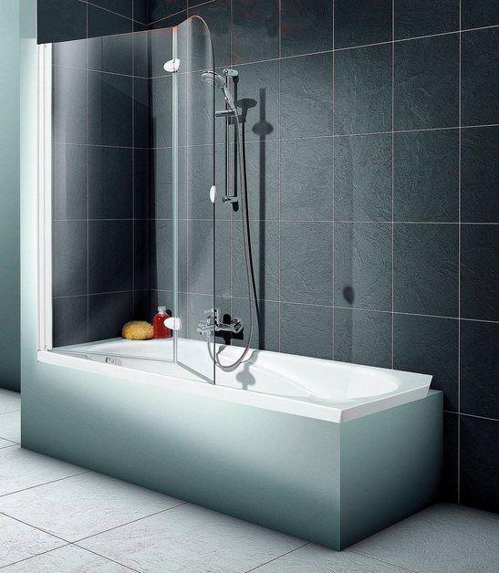 Badewannenaufsatz »Einfach ohne Bohren«, 112 x 140 cm