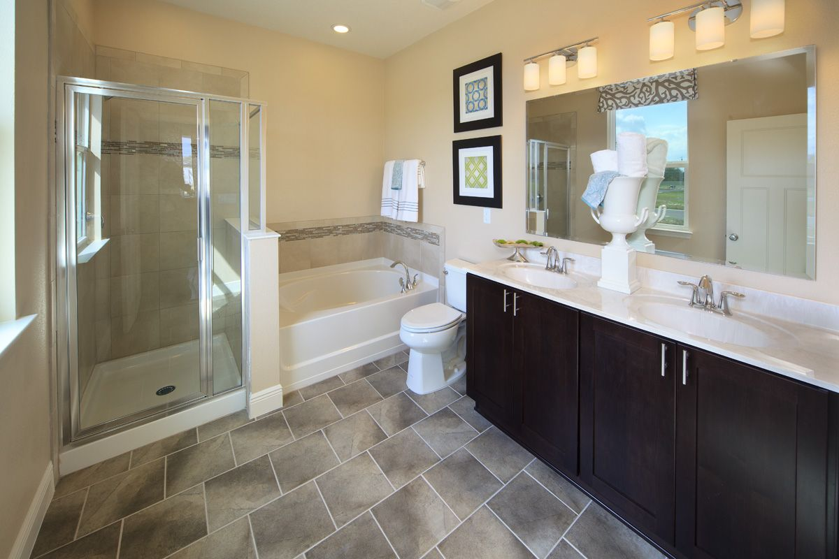 Silverleaf a kb home community in sanford fl orlando for Bathroom remodel orlando