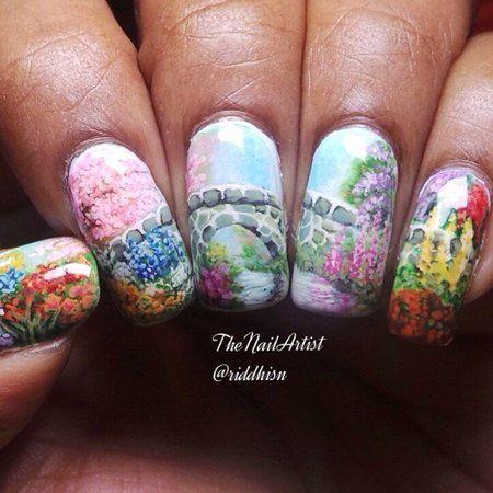 Spring inspired nail art pastels bellashoot nail manicure spring inspired nail art pastels bellashoot prinsesfo Choice Image