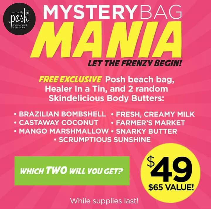 Check out this great deal! It won't last long! Visit perfectlyposh.com/lakemom15 to buy now!!