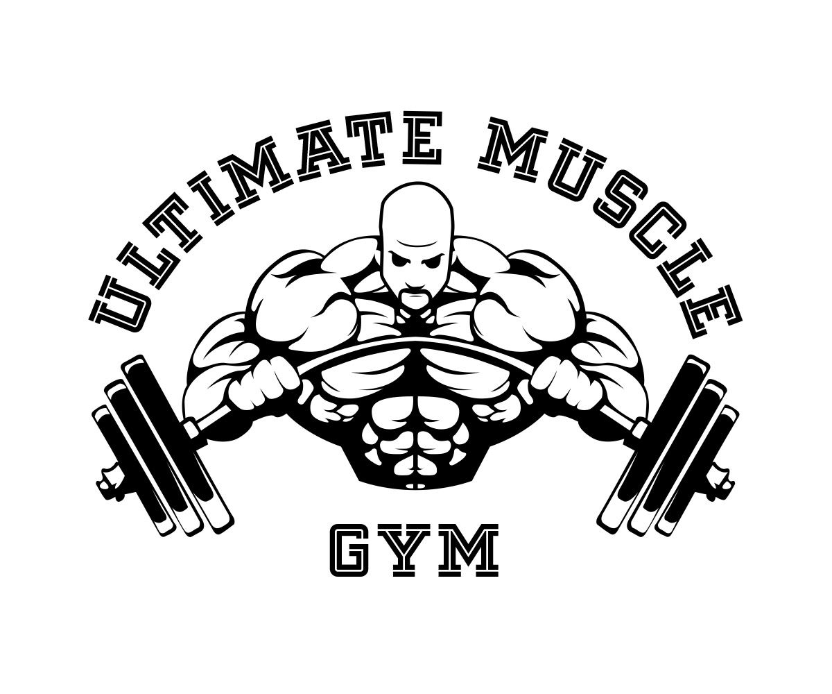 Logo Design By PATRICK For Bodybuilding Gym In The UK
