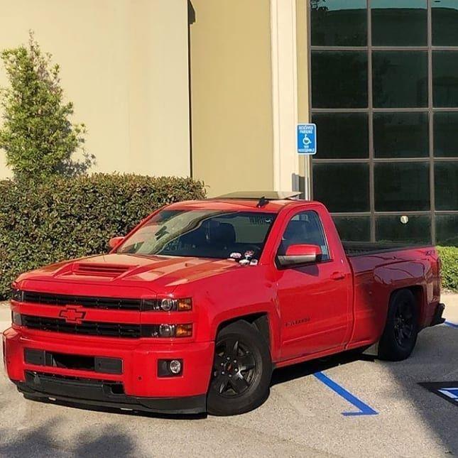 Trokiando Cuh Owner La Knuckles Gmc Chevy Silverado
