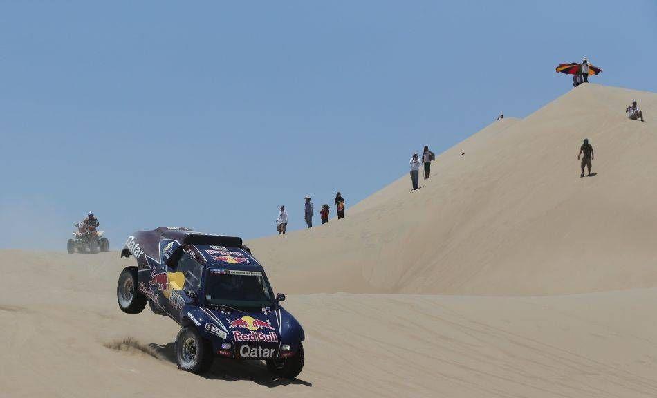 FOTOS: las etapas peruanas en el Dakar 2013 nos dejaron estos inolvidables momentos