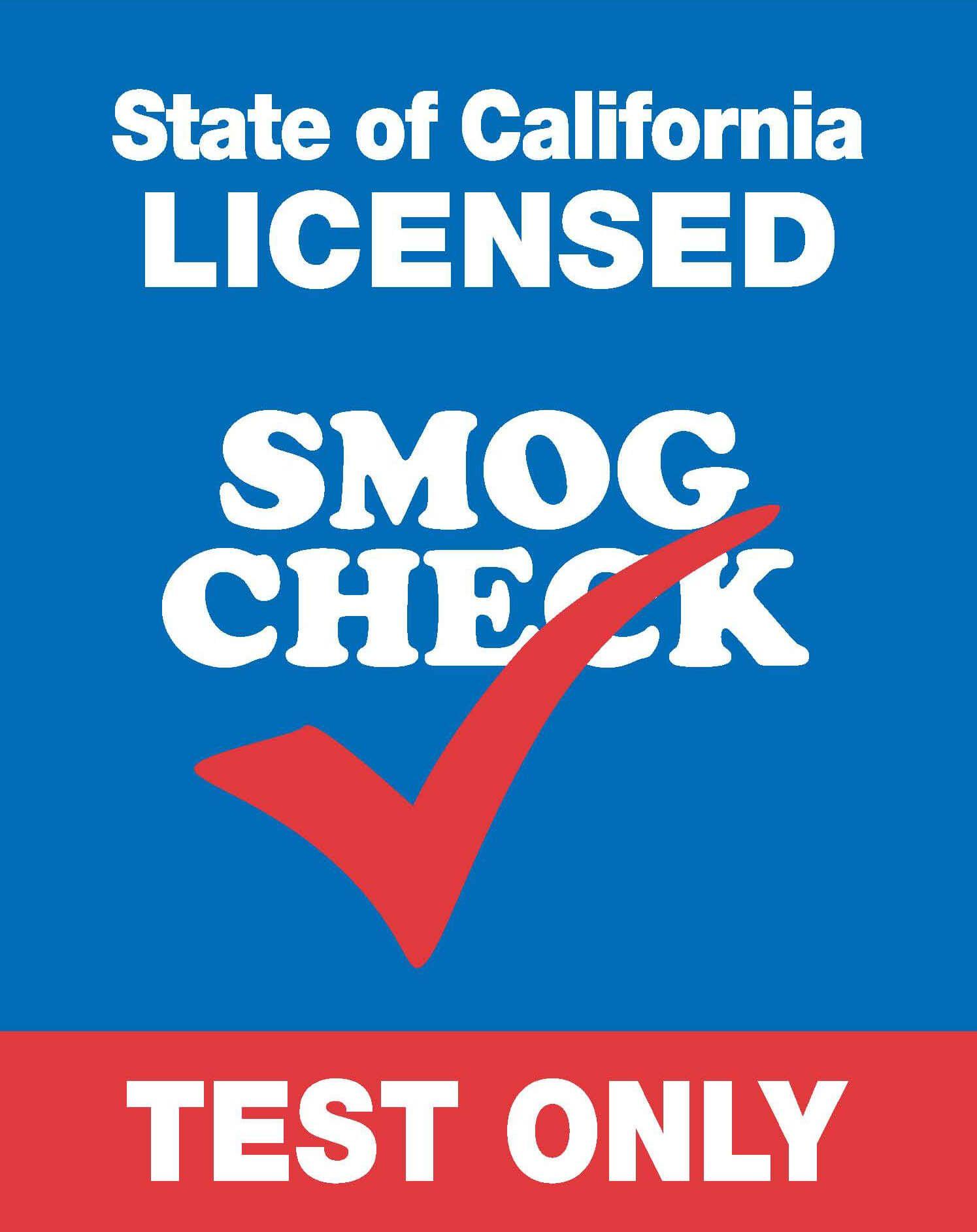 Smog Check License off Douglas...also 20 off coupon, but