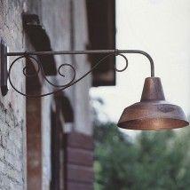 lampen landhausstil aussen