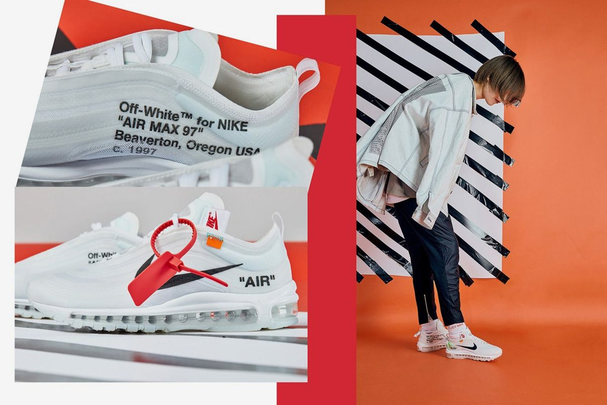 DEAL Editorial Showcases Virgil Abloh & Nike's