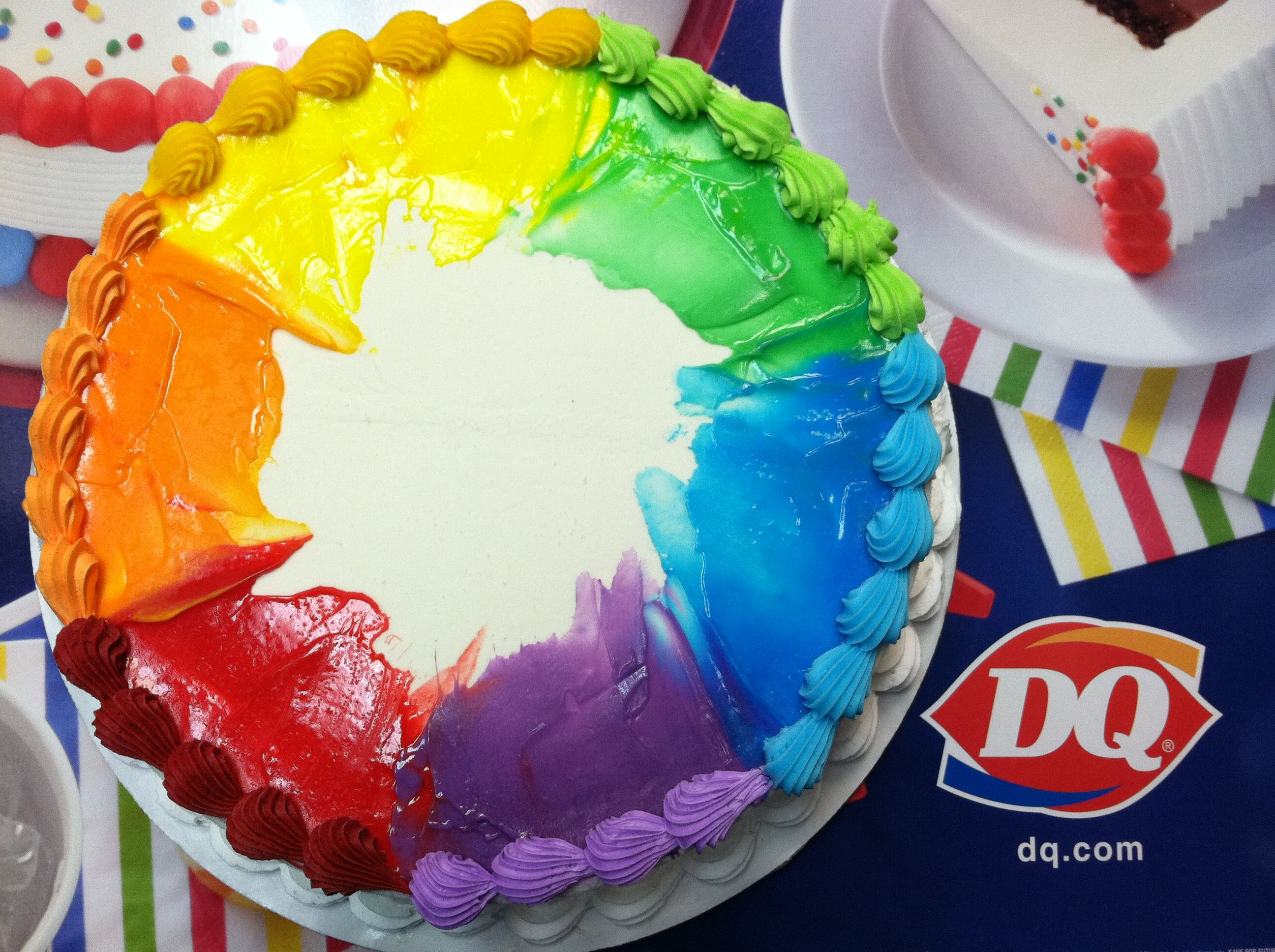 Admirable Pin On Dq Cake Ideas Funny Birthday Cards Online Fluifree Goldxyz