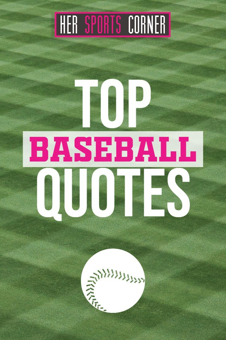 Top Baseball Quotes Sports quotes, Sport quotes