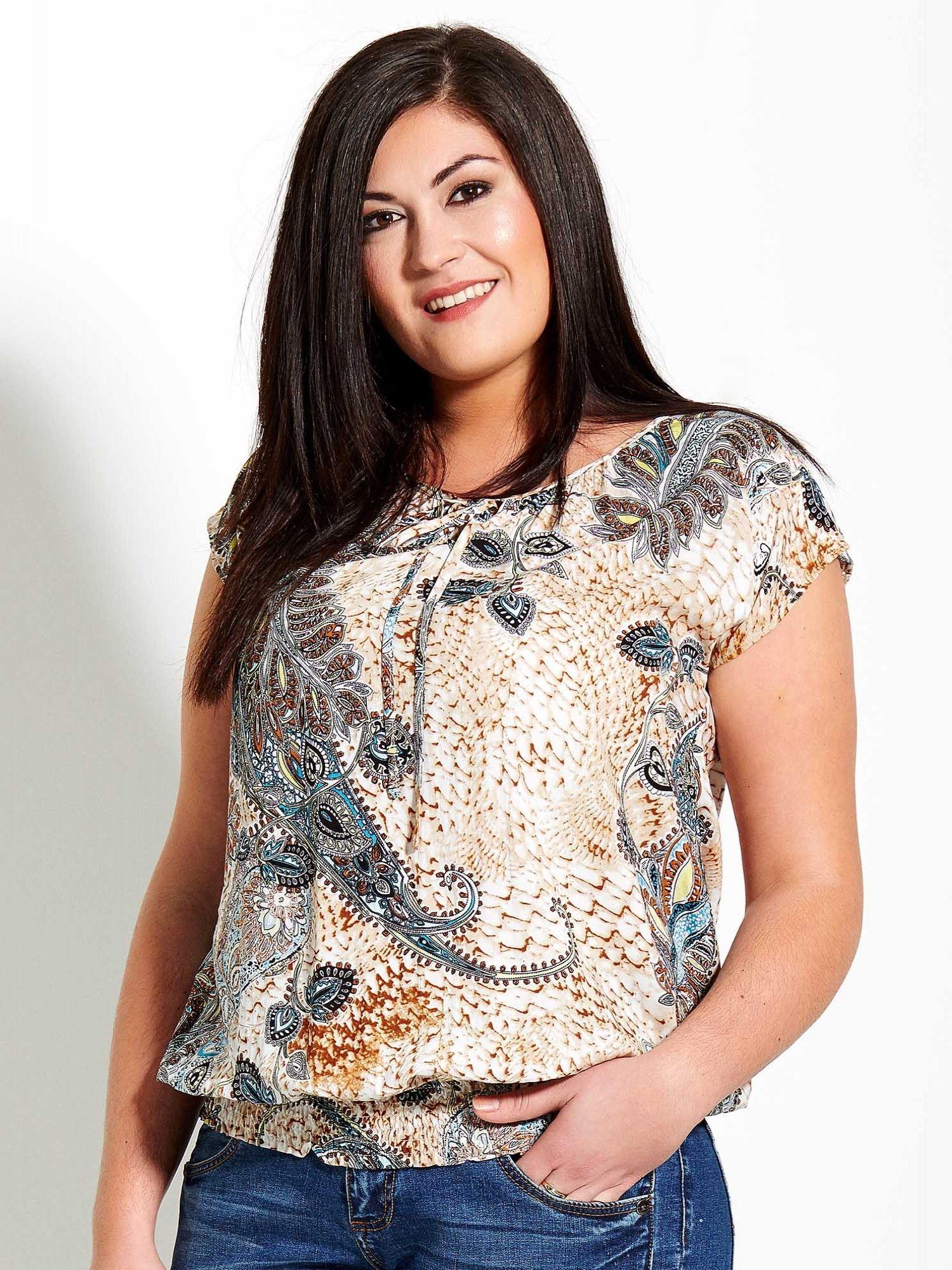 Kvinder Store Og Fra Studio Smart Tøj Plussize G Til Lis Bluse A8z1nqvRwv
