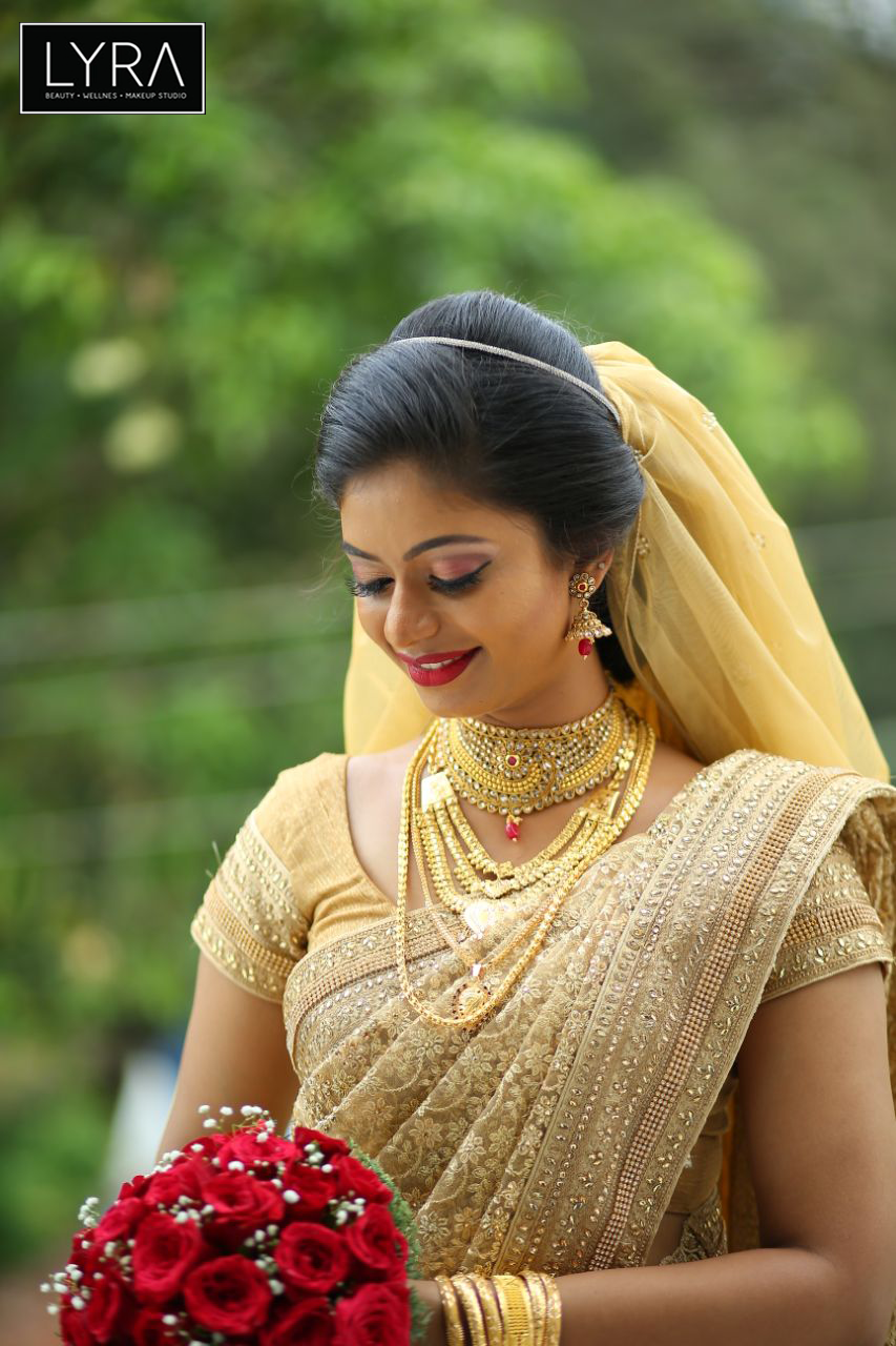 There Is Something Magical About Becoming A Bride Lyra Ladies Beauty Parlour First Floor Kingsway Proj Best Bridal Makeup Best Wedding Makeup Beauty Parlor