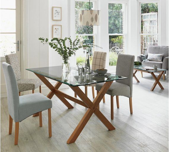 Buy Dining Room Furniture Online: Buy Heart Of House Oakington 150cm Dining Table
