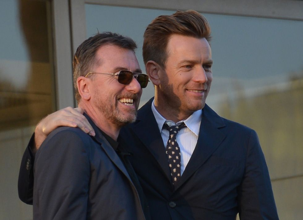 Tim Roth, Ewan Mc Gregor...the epitome of lovely chaps.