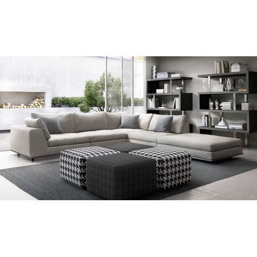Modloft Perry Modular Sectional Corner Sectional Sofa Modular