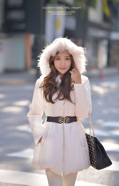 Sang chảnh với áo phao nữ dáng dài cho ngày đông lạnh   Shop thời trang đẹp +
