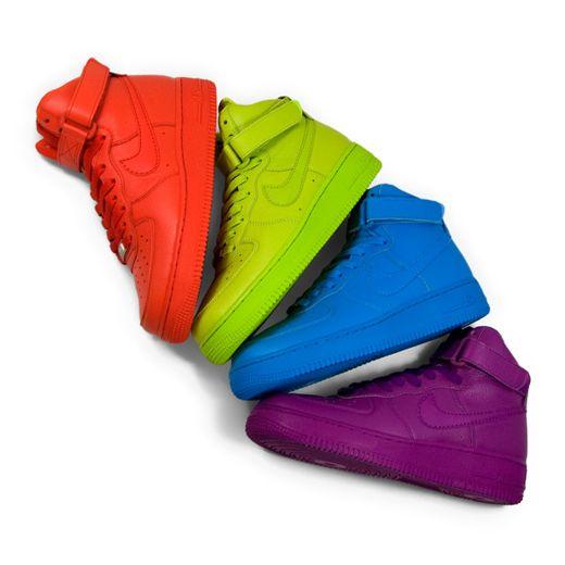 "Nike WMNS Air Force 1 ""Color Pack""   Quickstrike - EU Kicks: Sneaker Magazine"