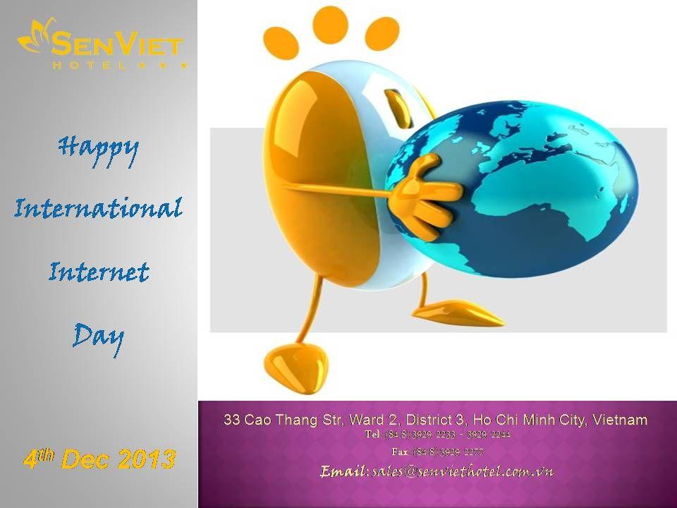 Happy International Internet Day