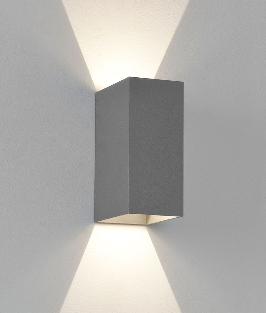 Led Up Down Wall Wash Light In Three Colours Wall Lights Exterior Wall Light Led Outdoor Wall Lights