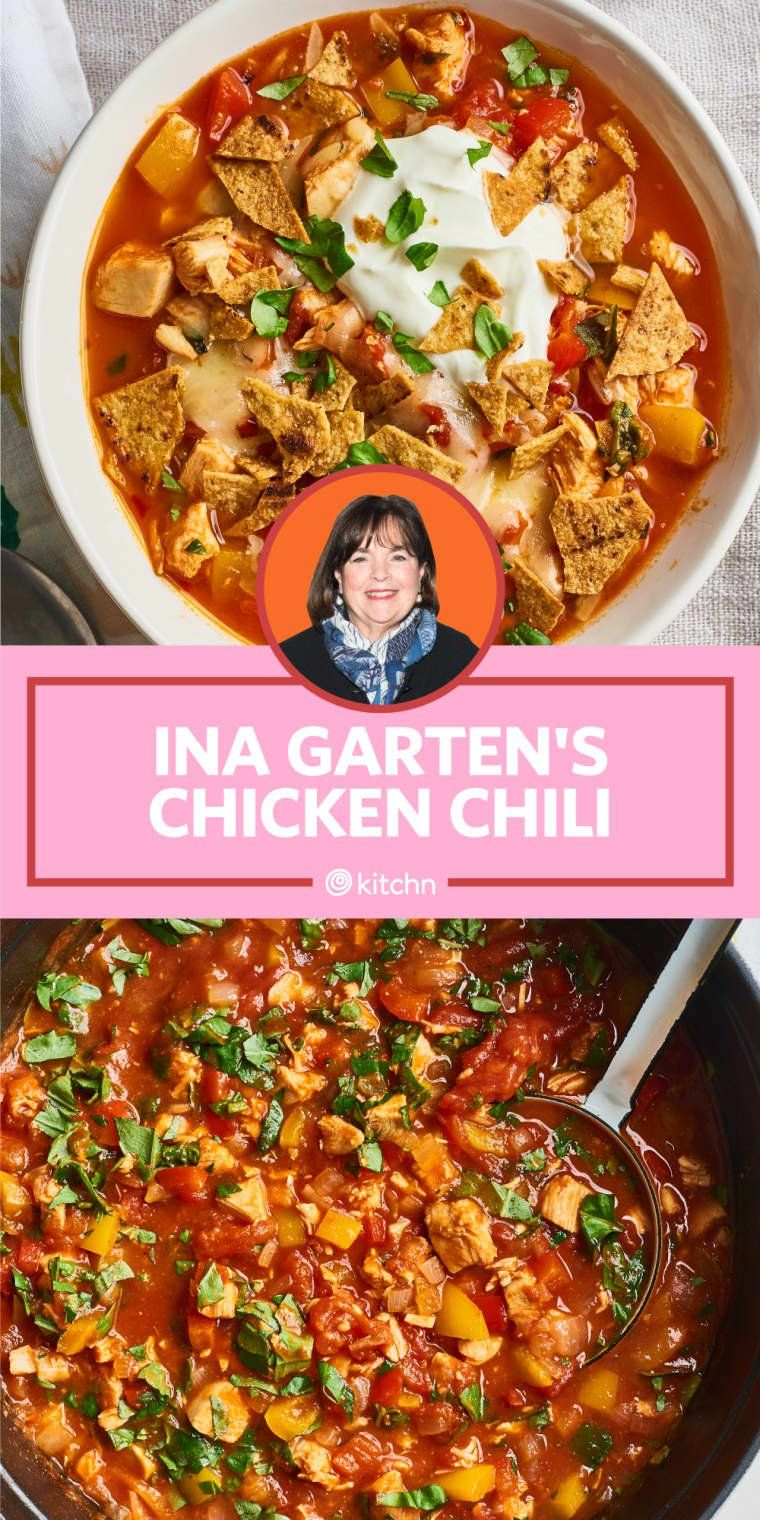 Ina S Garten S Chili Recipe Is Balanced Bright And Seriously Good Famous Chili Recipes Chilli Recipes Chili Recipes