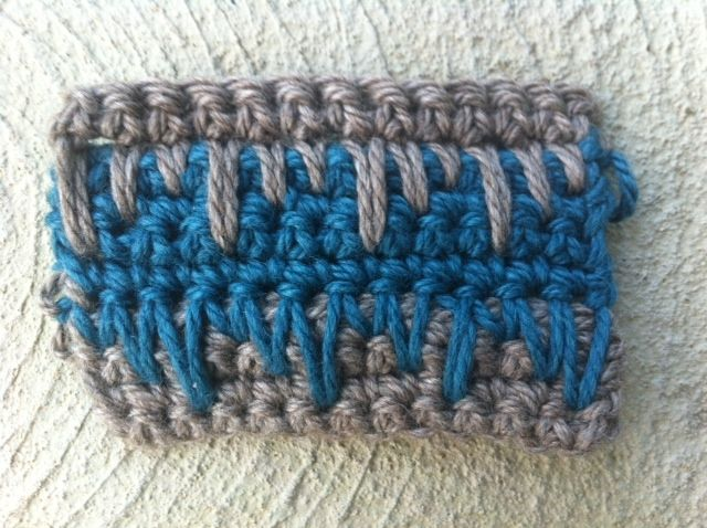 How to Crochet a Spike Stitch: A Step-by-Step Tutorial | Ganchillo ...