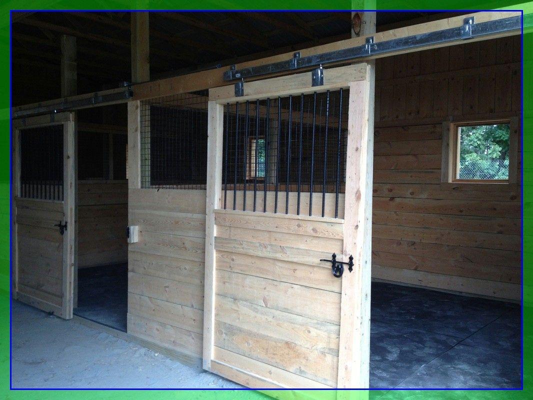 108 Reference Of Barn Door Grey Stall In 2020 Barn Stalls Stall Door Barn Door Hinges