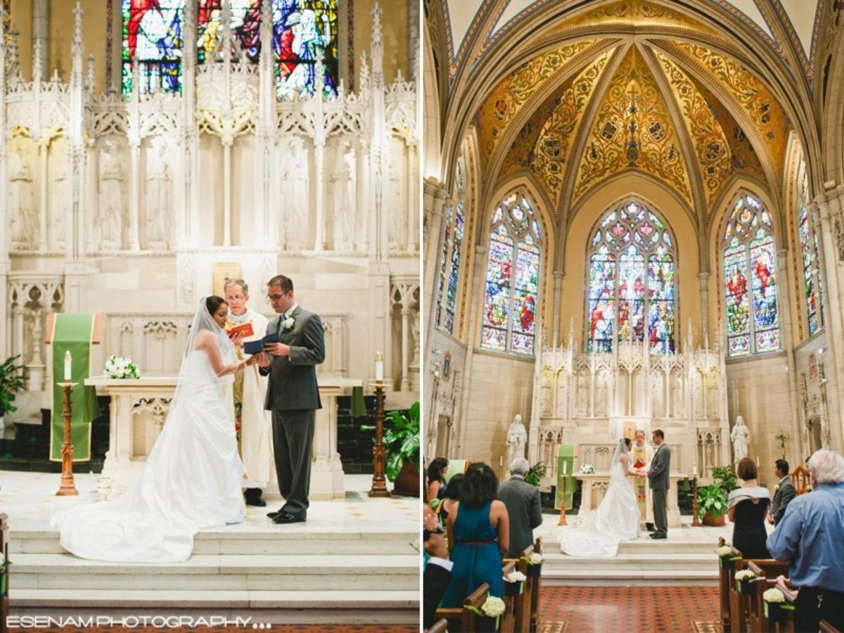 Wedding Venues by Type Saint Ita Catholic Church in