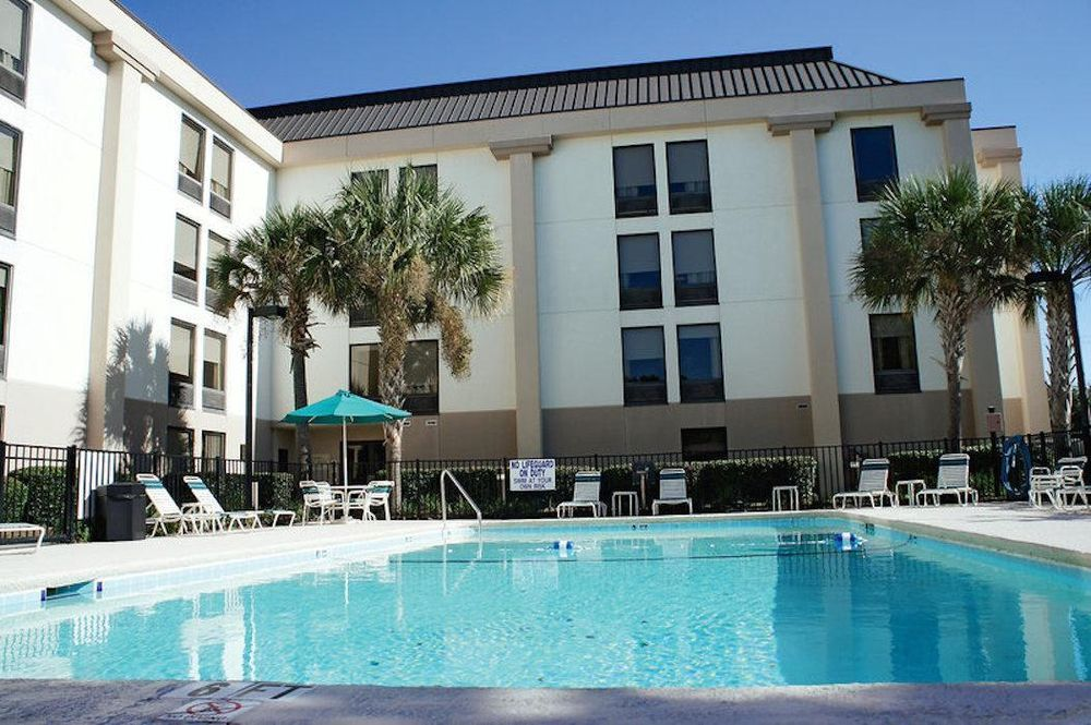 La Quinta Inn Myrtle Beach South Carolina Free Breakfast 4 Nights