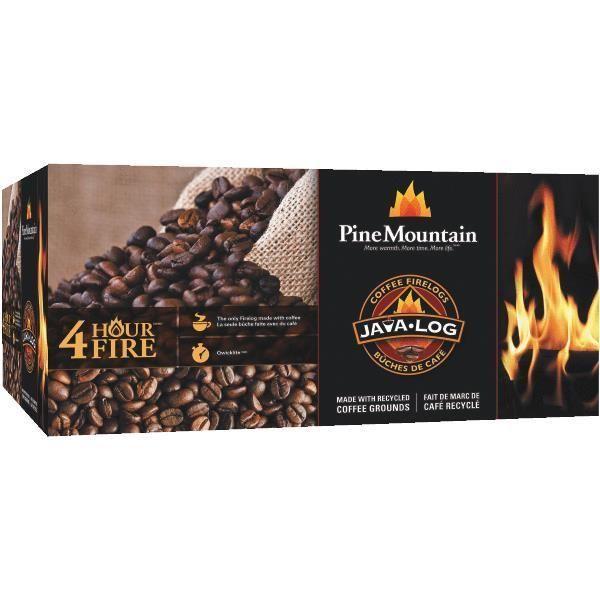 4 Hr Java Log Firelog 41525-01471 Pack of 4