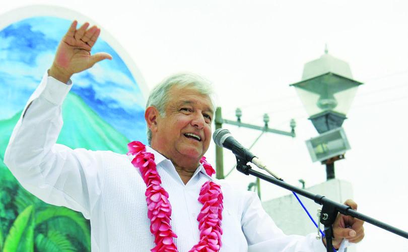 La Jornada Veracruz | López Obrador mostrará acusaciones por desvíos que tiene MAYL, advierte