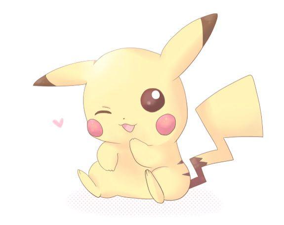 Pikachu pokemon pinterest - Pikachu dessin anime ...