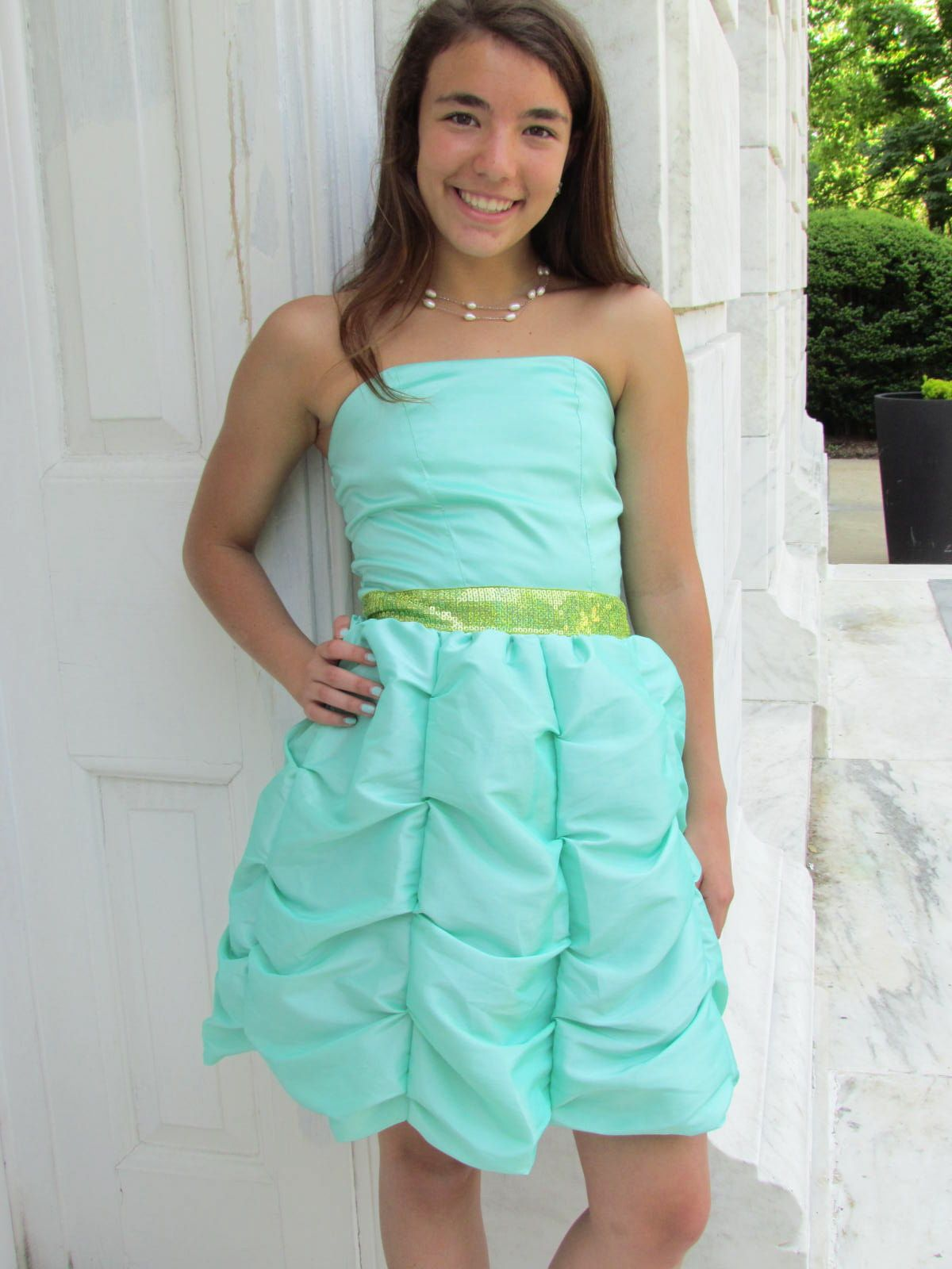 Suzannah | Teen party dresses, Tween and Bubble skirt