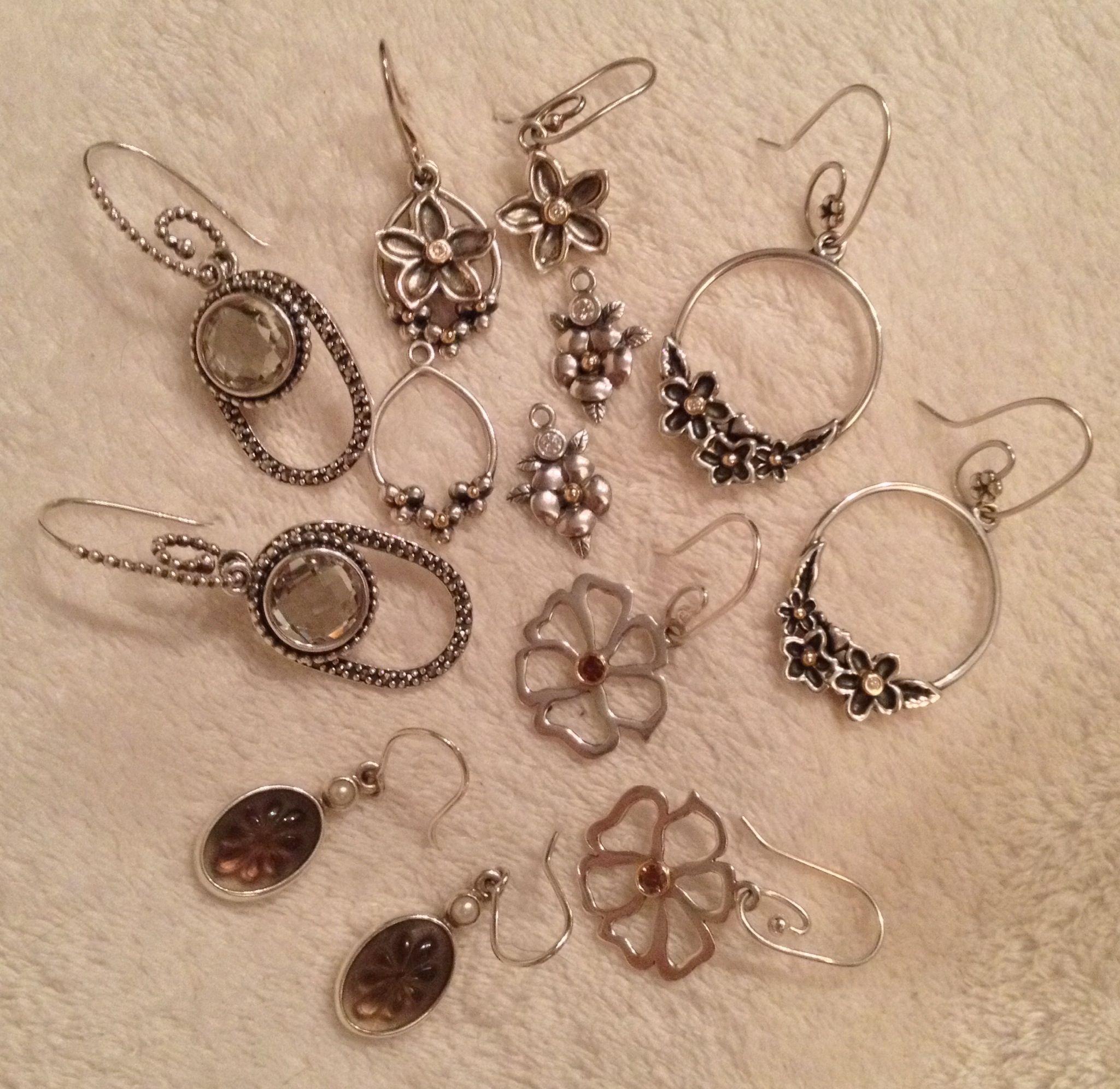 Pandora Compose Earrings: PANDORA Compose Earrings. #PANDORA #PANDORAearring