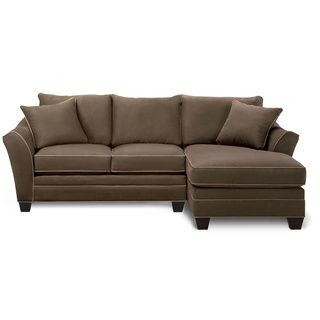 Suede-so-Soft Make the most of your space with the Dillon sectional that offers you endless possibilities with unique pieces.  sc 1 st  Pinterest : dillon sectional sofa - Sectionals, Sofas & Couches
