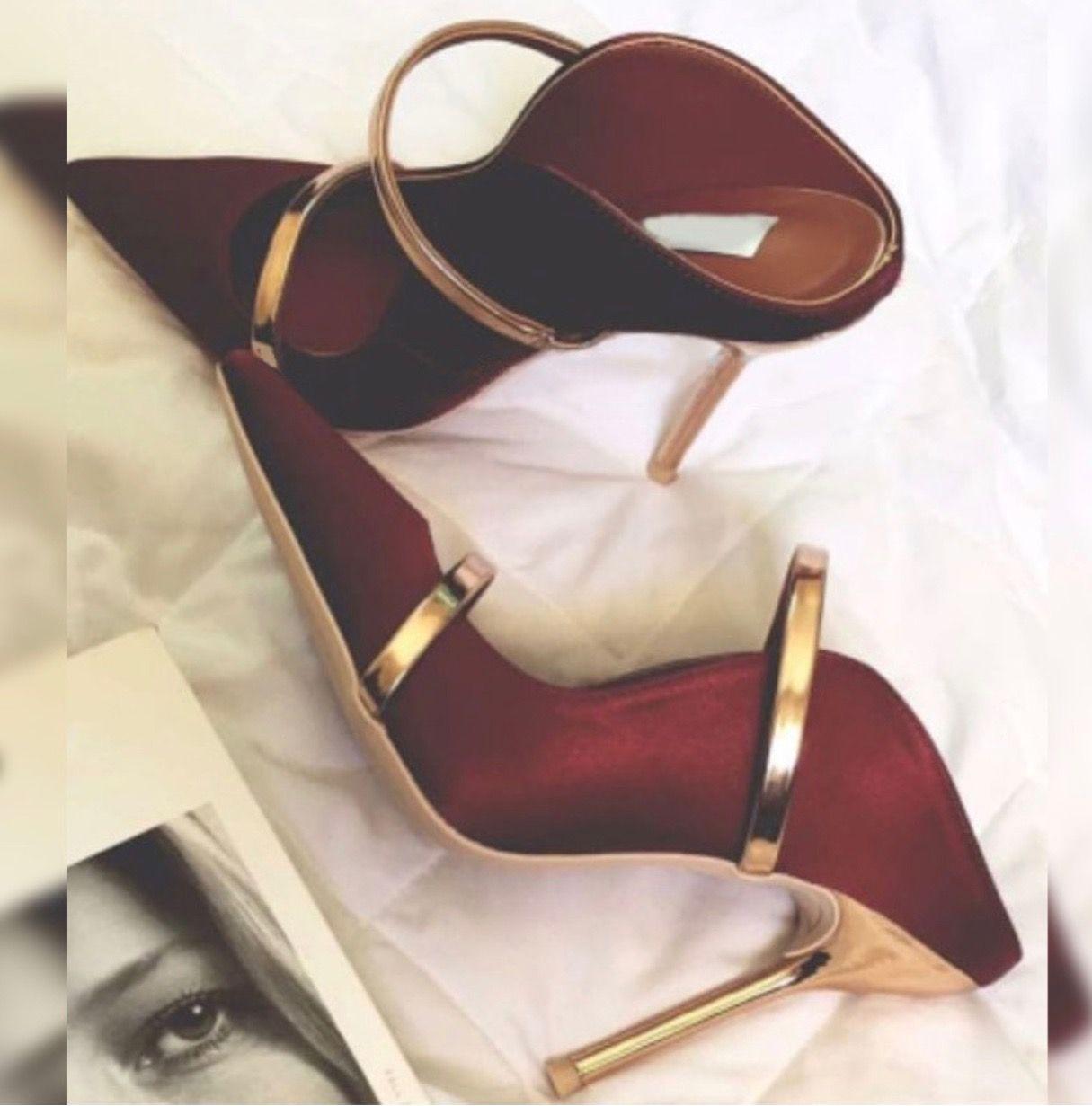 stiletto | Heels, Heel slippers