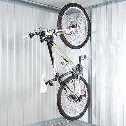 Photo of Biohort Fahrradhalter bikeMax (Länge: 1,85 m, Geeignet für: Fahrräder bis 29″) BioHort