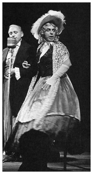 Jack Benny And Eddie Cantor In Drag Jack Benny Eddie Cantor