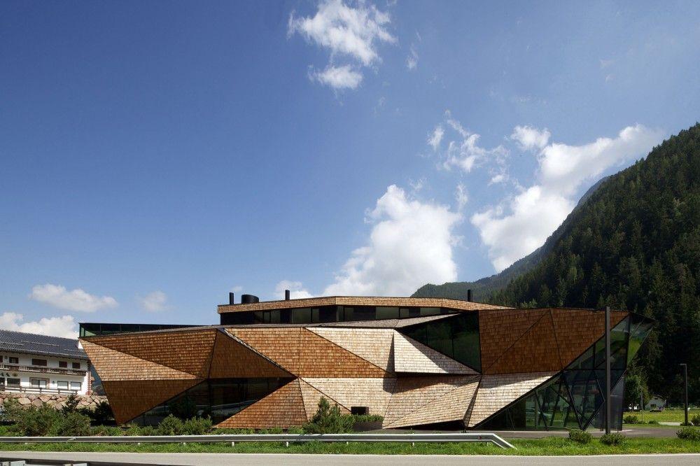 Perathoner / Bergmeister Wolf Architekten