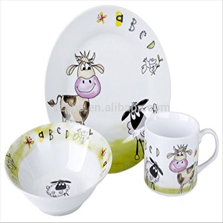 children dinner set ceramic picnic dinnerware set baby dinnerware set  sc 1 st  Pinterest & children dinner set ceramic picnic dinnerware set baby dinnerware ...