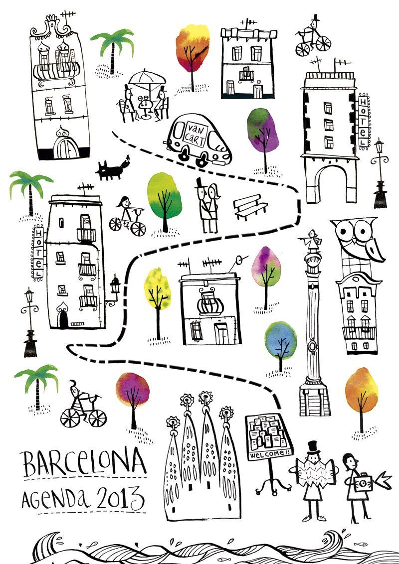 Amaia Arrazola. Barcelona