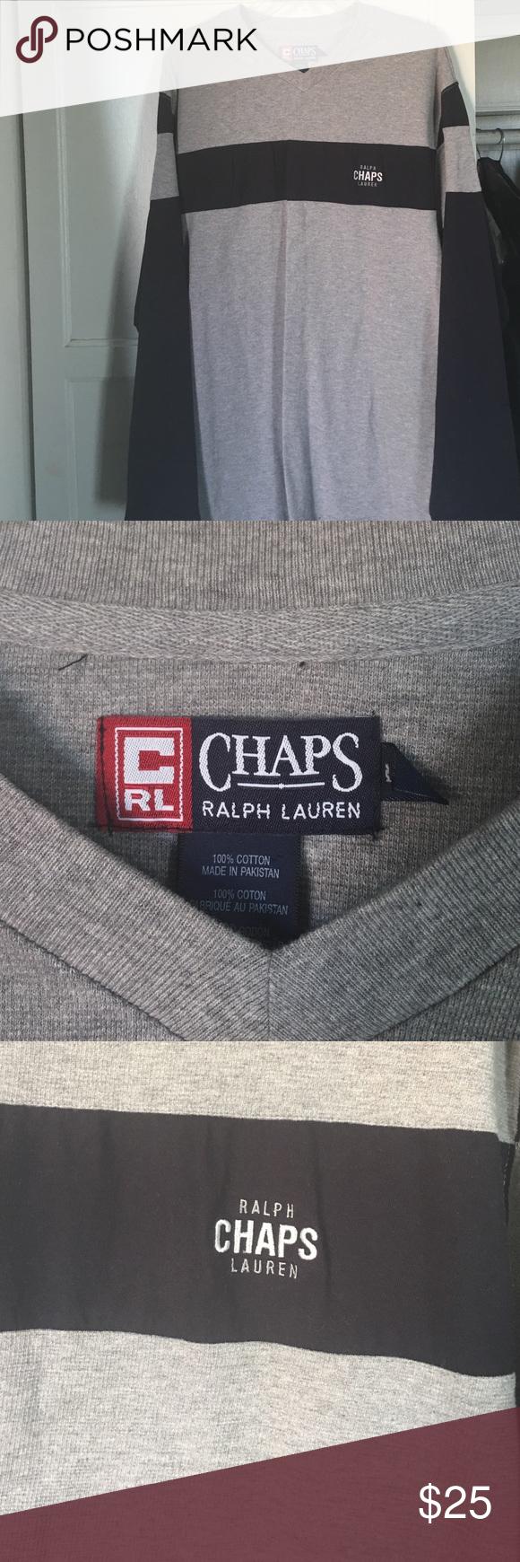 Ralph Lauren t-shirt Ralph Lauren, t-shirt Ralph Lauren Sweaters V-Neck