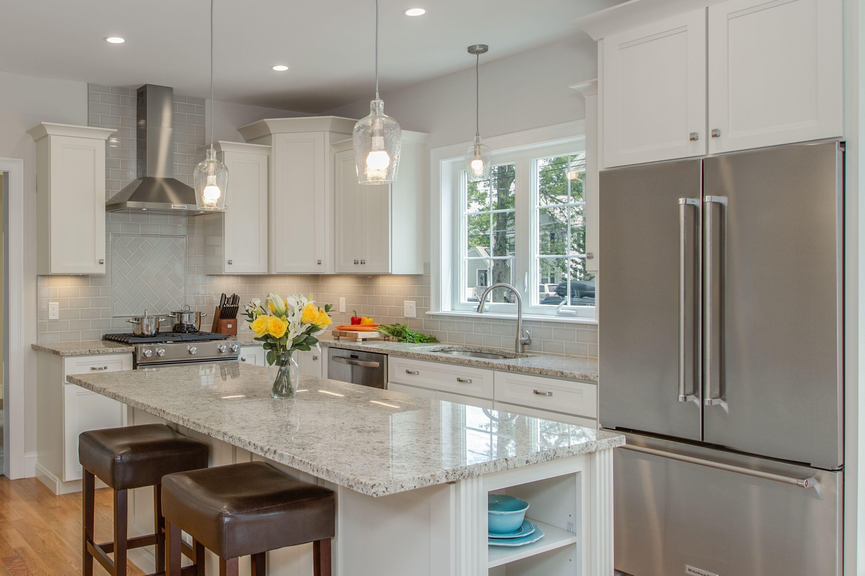 Alpine White Cabinets By Echelon Whitekitchen Cabinets Shaker Style Cabinet Doors Shaker Style Cabinets White Shaker Kitchen