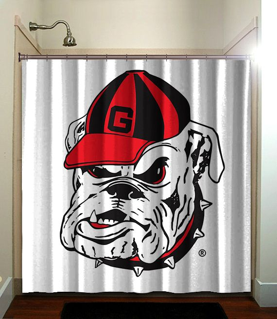 Fatboy Studio Printed Waterproof Polyester Fabric Shower Curtain