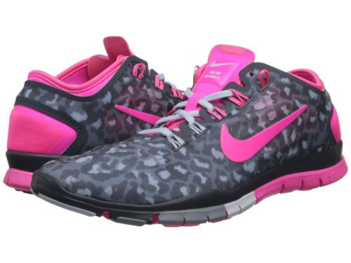 sports shoes c866c 1bc49 NEW-WOMENS-NIKE-FREE-TR-CONNECT-2-PINK-CHEETAH-LEOPARD-PRINT-SHOES-ALL-SIZES