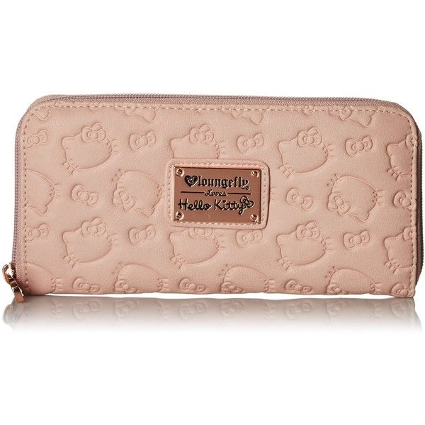4025eb0b94 Loungefly Hello Kitty Dusty Crossbody Wallet ( 38) ❤ liked on Polyvore  featuring bags