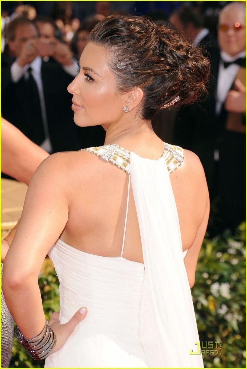 kim-kardashian-2010-emmys-06.jpg (818×1222) | Capelli