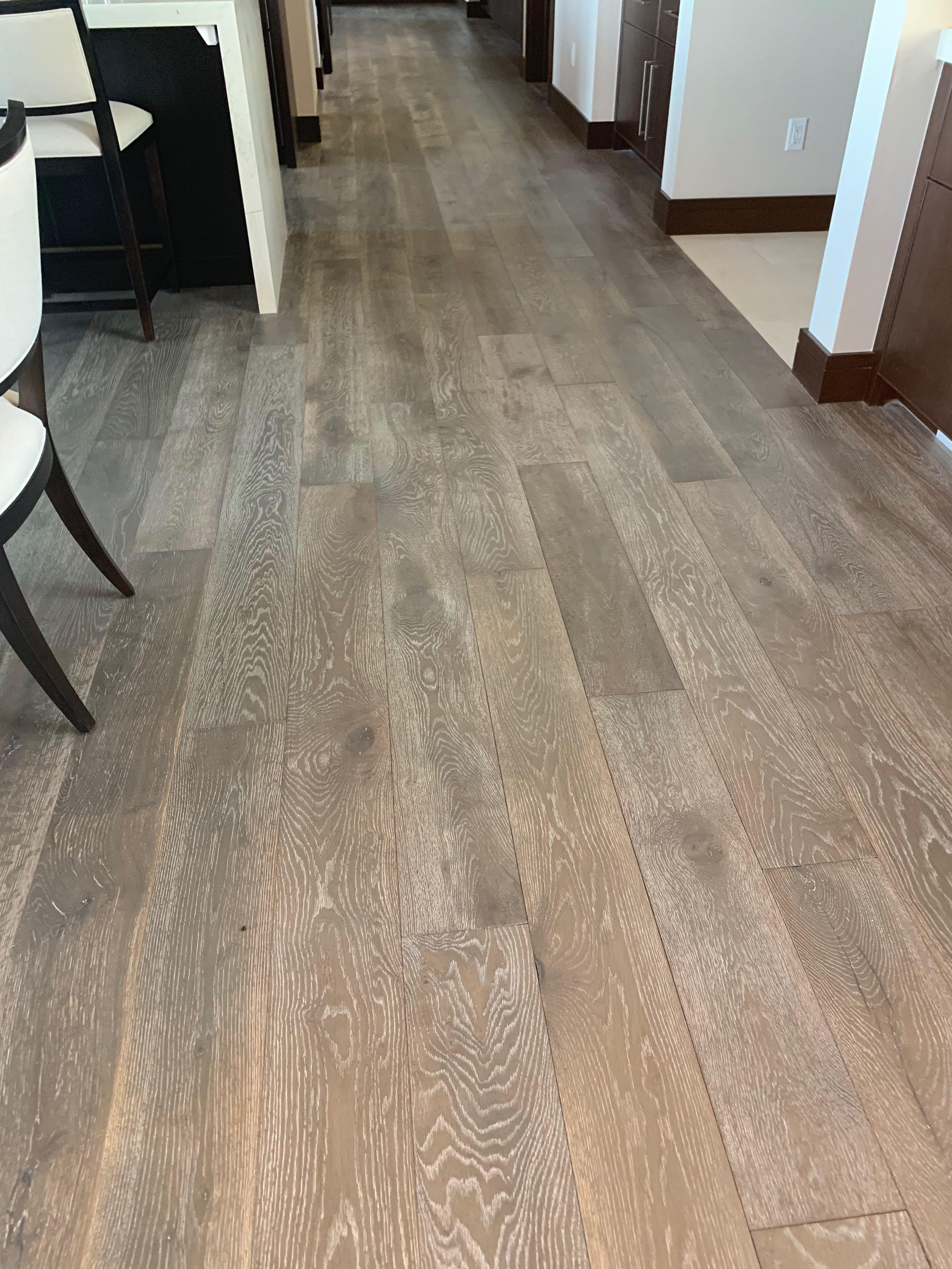 Engineered Hardwood Flooring On All The First Floor Excluding Bedroom Bathroom And Closets Engineered Hardwood Flooring Hardwood