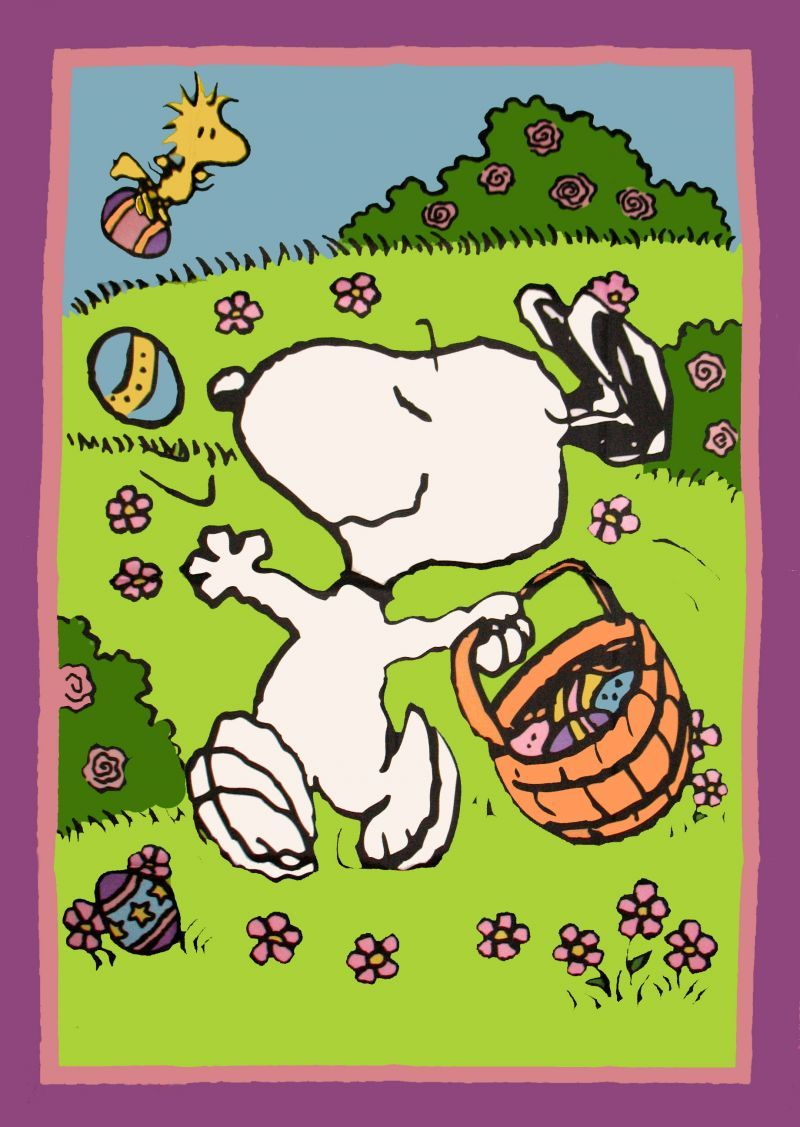 It S The Easter Beagle Charlie Brown Snoopy Easter Easter