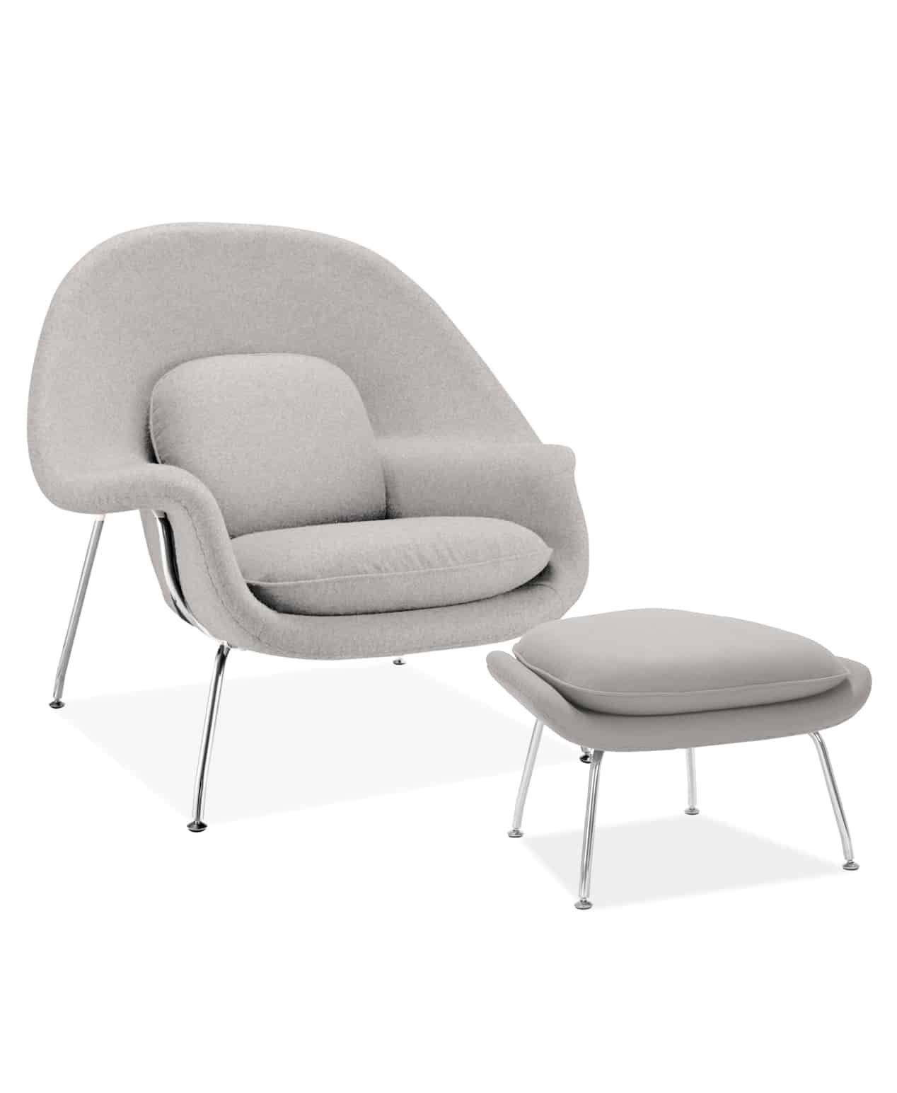 Premium eero saarinen womb chair replica bybespoek in